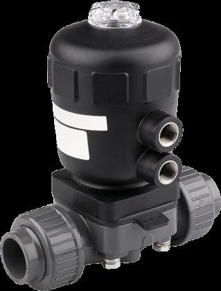 Мембранный клапан с пневмоприводом тип 2030 производитель Burkert (Германия)