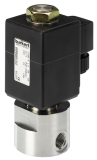 Соленоидный клапан двухходовой тип 2200 Burkert (Германия),  Ду 1.2-2 мм, давление 0-250 бар (снят с производства)
