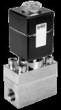 Соленоидный клапан двухходовой тип 2400 Burkert (Германия),  Ду 5-12 мм, давление 0-250 бар (снят с производства)