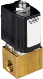 Соленоидный клапан трехходовой тип 6012 Burkert (Германия),  Ду 1,2-1,6  мм, давление 0-10 бар