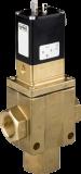 Соленоидный клапан трехходовой тип 0340 Burkert (Германия),  Ду 8-40 мм, давление 0,5-16 бар (снят с производства)