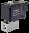 Соленоидный клапан двухходовой тип YSE-1.5  Round Star (Китай),  Ду 1,5 мм, давление 0-135 бар